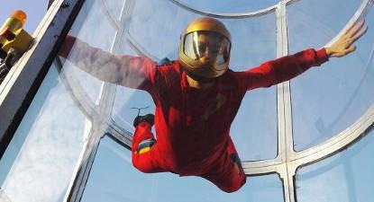 Simulateur chute libre Montpellier