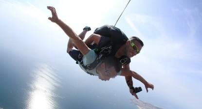 parachutisme tarbes