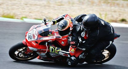 Baptême en Yamaha 200cv - Circuit de Haute-Saintonge