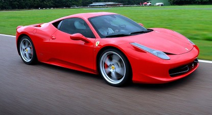 Pilotage d'une Ferrari F458 Italia - Circuit de Bresse