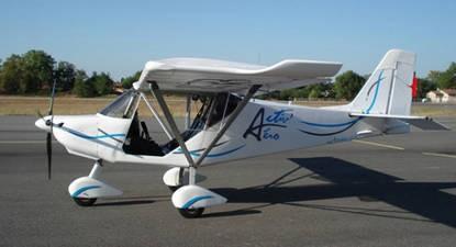 Initiation au pilotage d'avion à Mulhouse
