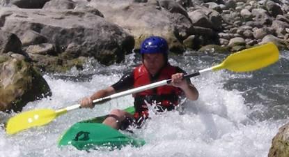 Location de canoë-kayak près de Nice