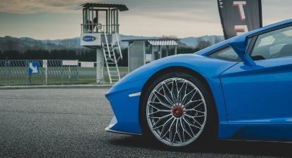 Stage de Pilotage en Lamborghini Aventador-S - Circuit d'Issoire