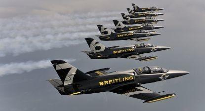 Vol en formation et voltige sur avion de chasse Dijon