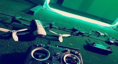 Initiation au pilotage de drone aux portes de Paris