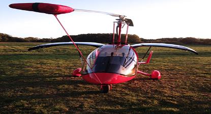 Pilotage d'un ULM à Digoin