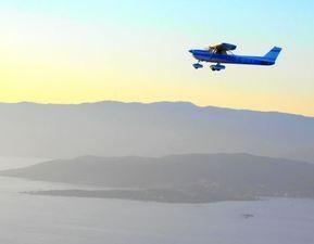 Initiation au pilotage d'Avion à Cannes