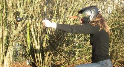 Archery Tag près du Mans