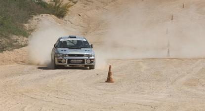 Stage de Pilotage Rallye en Subaru Impreza - Circuit Henri Bellin