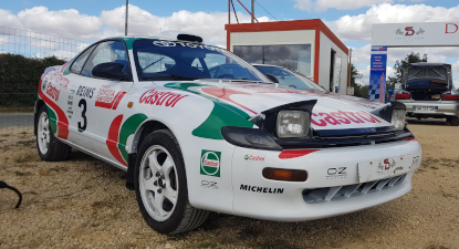 Stage de pilotage en Toyota Celica - Circuit de Minzac