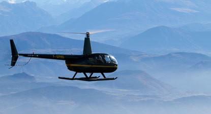 Un survol en Hélicoptère à Gap pour 2
