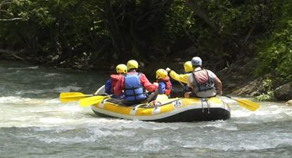 Rafting et Canoë Raft Tarbes