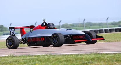 Stage de Pilotage en Formule Renault - Circuit de la Ferté-Gaucher