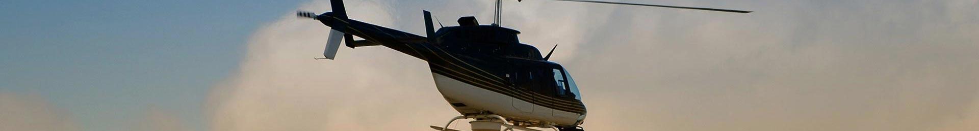 Vol en Hélicoptère Haute-Savoie