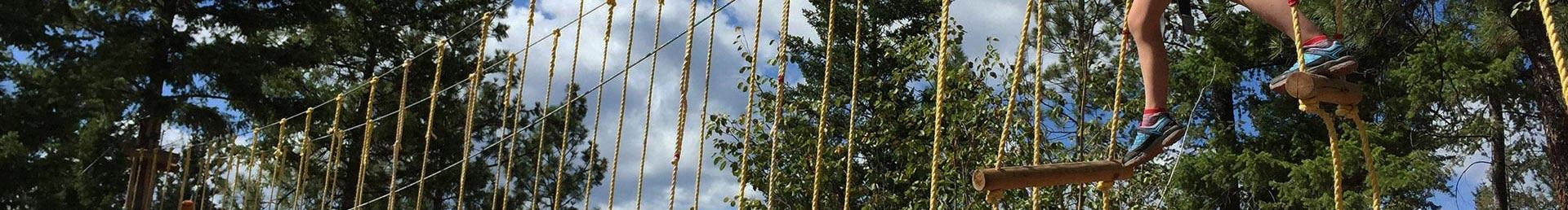 Accrobranche - Grimpe d'arbres