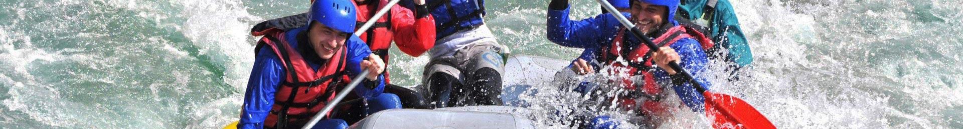 Rafting Aquitaine