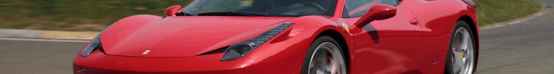 Stage de pilotage Ferrari