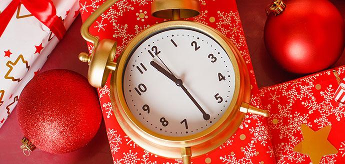 Cadeau de dernière minute