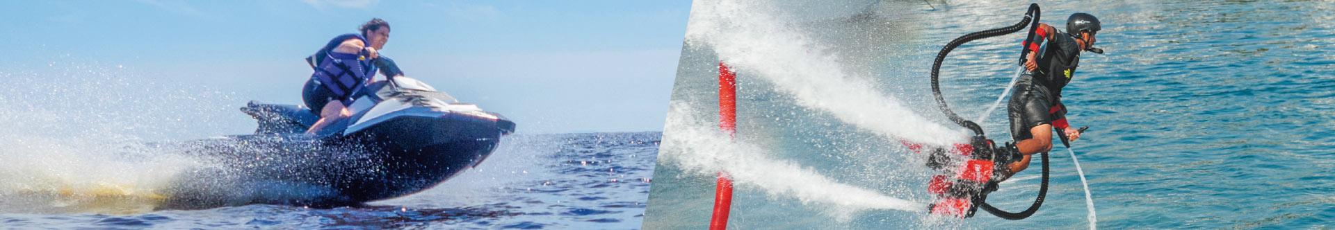 Infini Pass Flyboard et Jet Ski